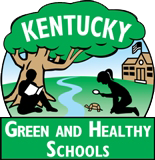 Kentucky Green and Healthy Schools logo